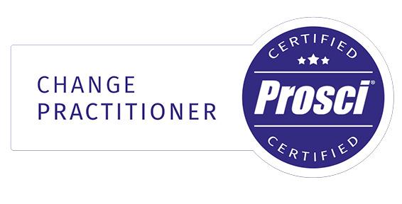 Change Practitioner Prosci